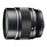 Used Olympus M.Zuiko Digital 75mm f/1.8 Telephoto Lens - Black [L] - Ex