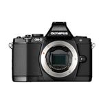 Used Olympus E-M5 Black Body Only [M] - Excellent