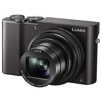 Used Panasonic Lumix DMC-ZS100 Digital Camera (Black) - Excellent