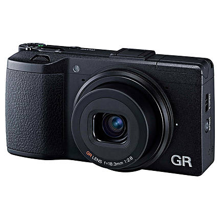 Used Ricoh GR II Point and Shoot Camera - Excellent