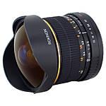 Used Rokinon 8mm F3.5 IF CS Fisheye Lens for Nikon F - Excellent