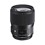 Used Sigma 135mm f/1.8 DG HSM Art Lens for Nikon F - Excellent