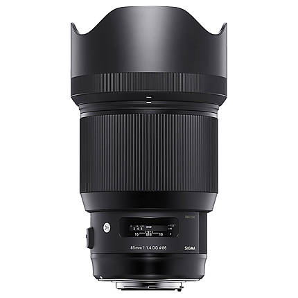 Used Sigma 85mm f/1.4 DG HSM Art Lens for Canon EF - Excellent