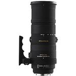 Sigma 150-500MM F5-6.3 DG/OS/HSM for Nikon [L] - Excellent