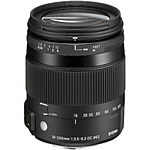 Used Sigma 18-200mm f3.5-6.3 C Macro for Canon [L] - Excellent