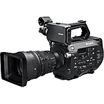 Used Sony PXW-FS7 (Bad SDI 2) W/ 28-135MM PZ, Jason Hard Case [V] - Fair