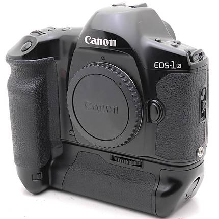 Used Canon EOS 1N 35mm SLR camera Body - Good