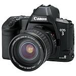 Used Canon EOS 3 35mm Film SLR - Good