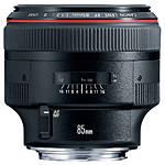 Used Canon EF 85mm f/1.2L II - Good