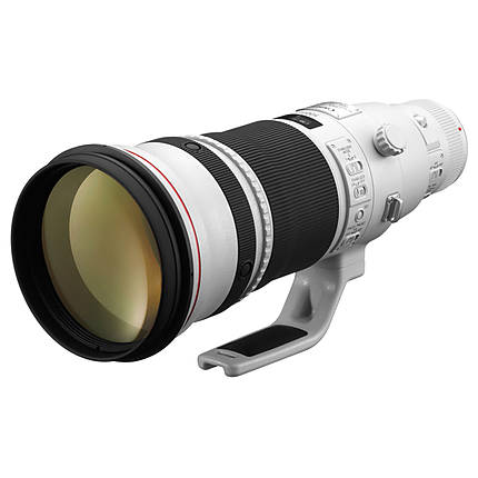 Used Canon 500MM F/4 IS L Lens [L] - Good