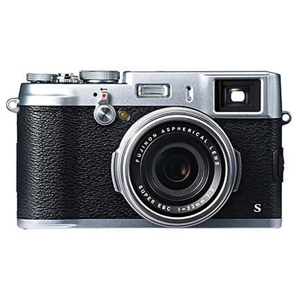 Used Fujifilm X100s Digital Camera (Silver) - Good