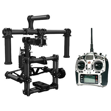 Used Freefly Movi M5 3-Axis Gimbal w/ Spektrum Transmitter - Good