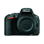 Used Nikon D5500 Red Body Only - Good