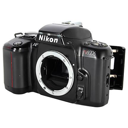 Used Nikon N6006 SLR Body Only - Good