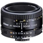 Used Nikon AF NIKKOR 50mm f/1.8D [L] - Good