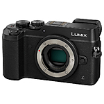 Used Panasonic Lumix DMC-GX8 Mirrorless Micro 4/3 [D] - Good