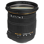 Used Sigma 17-50mm f/2.8 EX DC OS HSM Lens for Canon [L] - Good