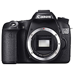 Used Canon 70D Body Only - Pop Up Flash Issue - As Is