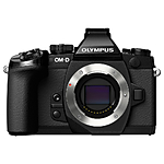 Used Olympus E-M1 Body Only - Missing Strap Lug [M] - As Is