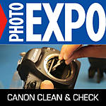 EXPO: Canon Clean and Check Service