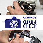 Olympus Clean and Check