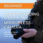 Understanding Your Sony Mirrorless Camera: Beginner (Sony)