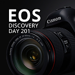 Canon EOS Discovery Day: Intermediate 201