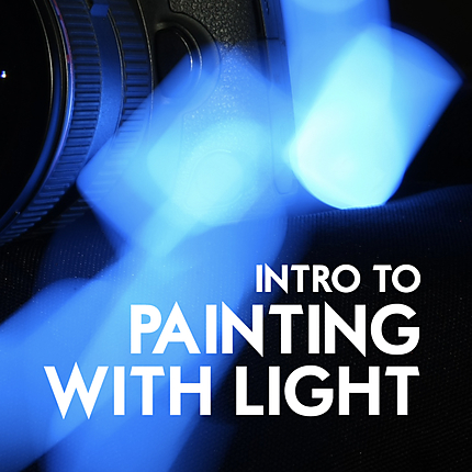 Intro to Painting with Light