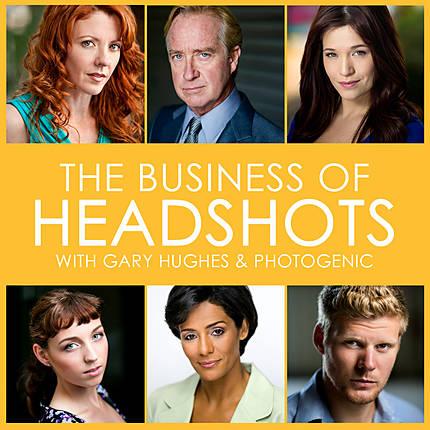 The Business of Headshots with Gary Hughes (Photogenic)