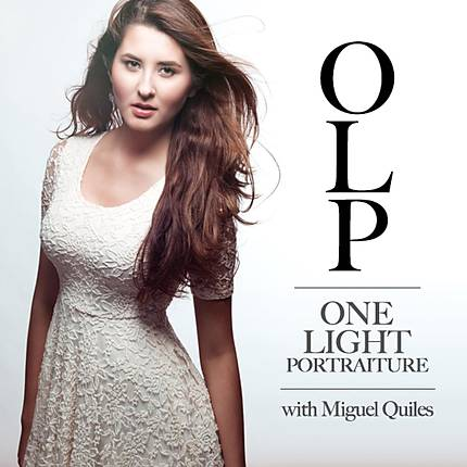 One Light Portraiture with Miguel Quiles