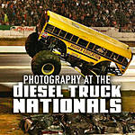 Photography at The Diesel Truck Nationals
