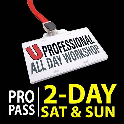 EXPO PRO Workshop 2-Day Pass for June 8th and 9th
