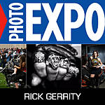 EXPO: Outdoor Biker and Model Shoot with Rick Gerrity (Panasonic)