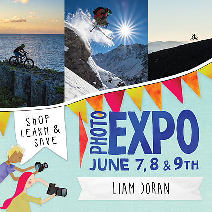 EXPO: Hands-on Action Shoot with Liam Doran (Sigma)