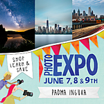 EXPO: Long Exposure Photography with Padma Inguva (AIP)