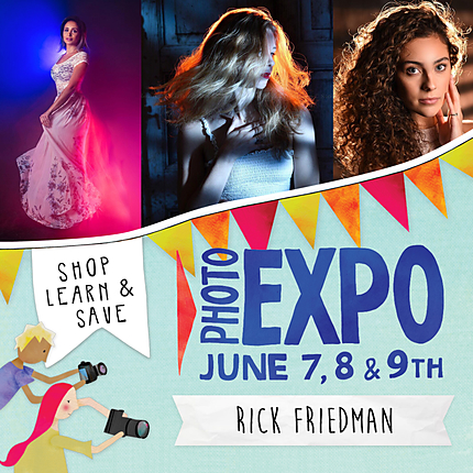 EXPO: Advanced Location Lighting with Rick Friedman (Tamron)