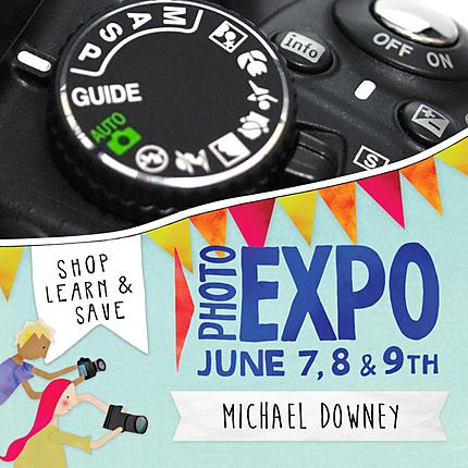 EXPO: Understanding Your Camera Basics