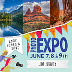 EXPO: Lightroom and Photoshop Edits for Landscape and Travel with Joe Brady
