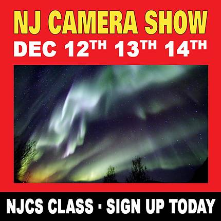 NJCS: Stalking and Shooting the Northern Lights with Dr. William Gutsch