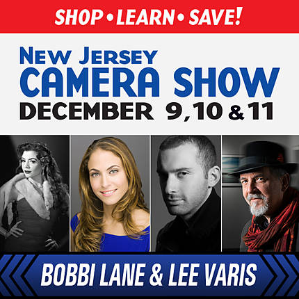 NJCS: One and Two Light Portraits with Bobbi Lane (Fujifilm, Phottix)