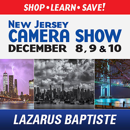 NJCS: Cityscapes and Panoramas From Dusk Till Dawn with Lazarus Baptiste