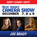 NJCS: Speedlight Portrait Photography with Joe Brady (Hensel)