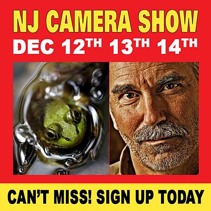 NJCS: Creating Art with Macro and Mike Moats (Tamron)