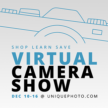 Unique Photo Virtual Camera Show: December 10th - 16th