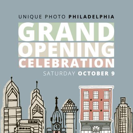 *FREE RSVP* Unique Photo Philadelphia Grand Opening Celebration