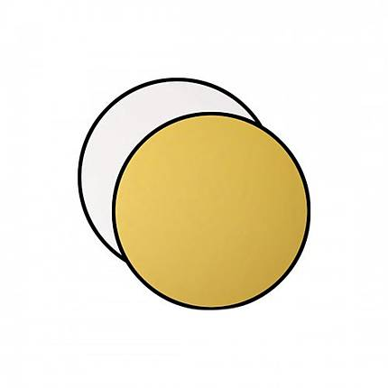 Westcott 30 Inch 2-in-1 Gold/White Reflector