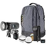 Westcott FJ Flash 2-Light Portable Portrait Kit w/FJ80 FJ400