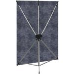 Westcott 5x7 Ft Slate X-Drop System Background  Kit