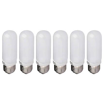 Westcott 150watt 6-Pack Tungsten Halogen Lamps