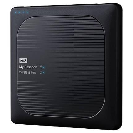 Western Digital 1TB My Passport Wireless Pro USB 3.0 External Hard Drive